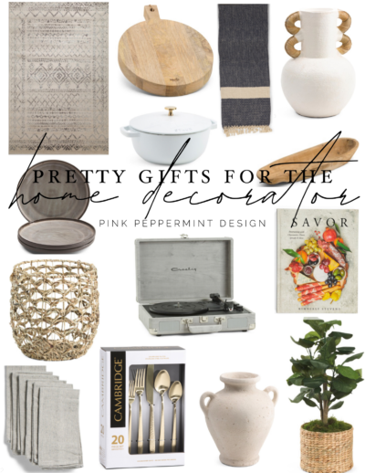 Gift Guide for Home Decor Lovers