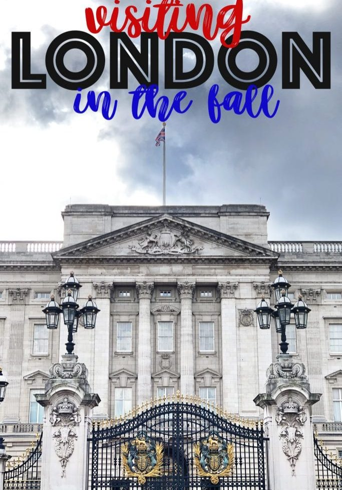 London in the fall