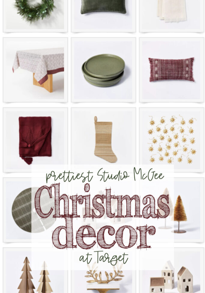 prettiest Christmas Decor at Target featured image