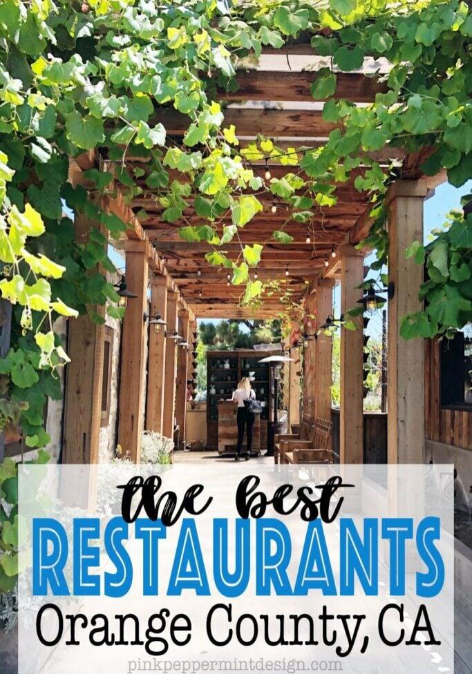 the best restaurants orange county